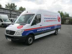 Mercedes Benz Sprinter 315 CDI Maxi