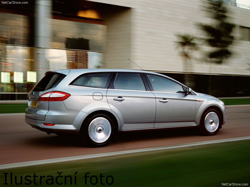 Ford Mondeo Combi 20tdci
