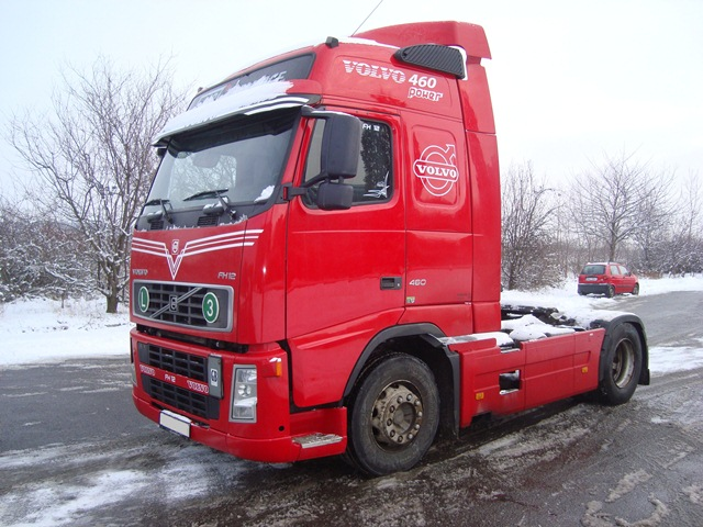 VOLVO FH 12.460 42T MC