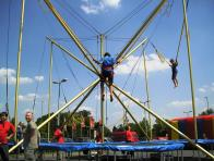 BUNGEE TRAMPOLINA